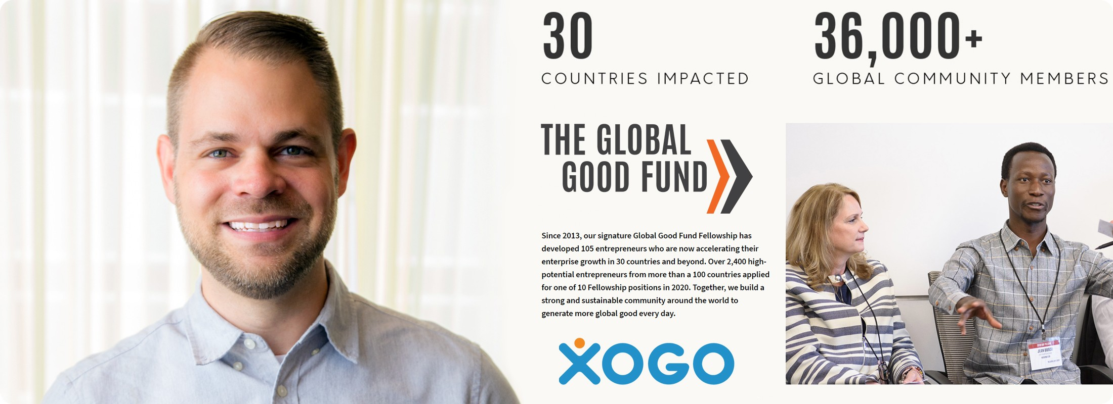 Global Good Fund Fellowship Selection